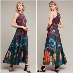 NWT Moulinette Soeurs Cadence Maxi Dress Anthro 4